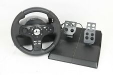 Logitech Driving Force Feedback Racing Wheel | PlayStation 2+3 | Lenkrad Pedale