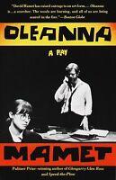 Oleanna: A Play by David Mamet