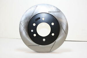 StopTech BRAKE ROTOR Sport Slotted 2004-2008 Ford Lincoln F-150 Mark LT