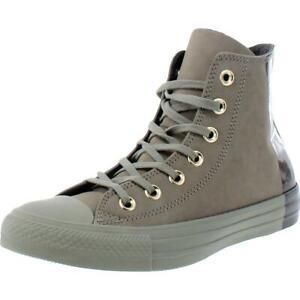 Converse All Star Blocked Nubuck High Top Classic Fashion Sneaker