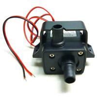 12V 3m 240L/H Ultra Quiet Brushless Motor Submersible Pool Water Pump Solar ABS
