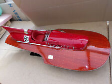 Power speed Racing Boat Boot Arno XI Ferrari Timossi Hydroplane Hydroglisseur ?