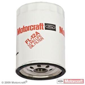 Oil Filter  Motorcraft  FL12A