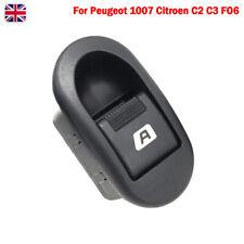 For Peugeot 1007 Citroen C2 C3 FO6 Electric Window Switch Button 4 Pins 6554L7