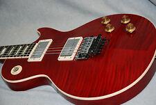 Gibson Custom Limited Edition Alex Lifeson Les Paul Axcess - Royal Crimson