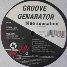Groove Genarator – Blue Sensation - MIX-2471*