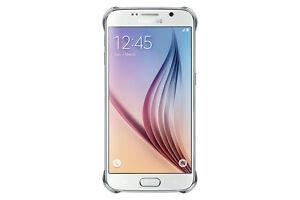 Original Samsung Galaxy S6 Clear Cover EF-QG920B G9208 G920 Retailing Pack