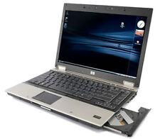 """HP 6530 ( freedos) """" senza sistema operativo"""" 2GB 160HD CON WEB CAM E WIFI 180 G"""