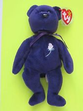 Rare Princess Diana Ty Beanie Baby 1997 1st Edition Retired in Mint Condition!