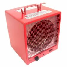 Portable Garage Heater, 5600W Industrial Series Infrared Heater W/ Thermostat