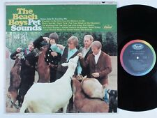 BEACH BOYS Pet Sounds CAPITOL LP mono