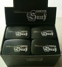 20 X 10 g Gawith Original Snuff Schnupftabak Frisch und OVP Gawith Original
