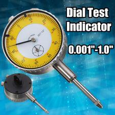 """Précision Outil 0.00""""-1.0"""" Mesure Comparateur Indicateur à Cadran Jauge Test"""