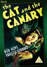 Cat and The Canary 5030697032126 With Bob Hope DVD Region 2