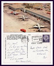 NEW YORK BUFFALO AIRPORT POSTED 1 DEC, 1958 TO DAVID CLARK, WILLOWDALE, ONTARIO