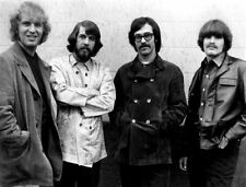 Creedence Clearwater Revival CCR Rock Band Glossy Photo Music Print Picture A4