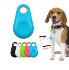 Pet Mini GPS Tracker Dog Anti-Lost Waterproof Bluetooth Tracer Pet Dog Cat Keys