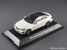 1/43 Kyosho Mercedes Benz E-Klasse Coupe (C207) 2013 - Diamantweiss met. 141070