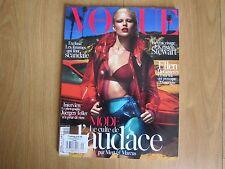 ,Vogue Paris Magazine October 2014 Anna Ewers New