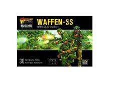 Alemán Waffen SS Perno acción Warlord Games 28 Mm Sd