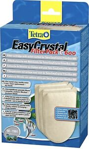 EasyCrystal Filter Pack 600C 174665 Filter Cartridge with Active Carbon