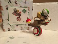 """Charming Tails """"The Holidays Can Be A Real Balancing Act"""" Dean Griff Nib Signed"""