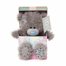 Me to You 18th Birthday Tatty Teddy Bear in Gift Box