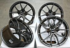 "18"" CRUIZE GTO GM alloy wheels Fit Alfa Romeo 159 Brera Giulietta Giulia"