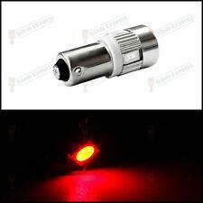 RED BA9S LED SMD - 6 SMD Bayonet Light Bulb - Cars HGV Trucks - UK Stock