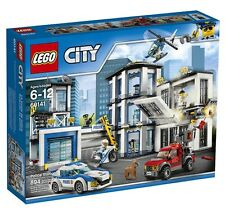 LEGO City Police Station Set 60141 NEW