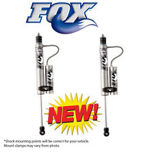 """2011-2018 Ford F250/F350 Fox Remote Reservoir Front Shocks for 0-1.5"""" lift Kits"""