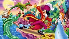 Peter Pan Poster Length :800 mm Height: 500 mm  SKU: 1128