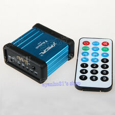 Wireless Bluetooth Audio Receiver DAC Box For Car Speaker Amplifier Modify DIY