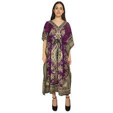 Long Gamla Kaftan Indian Women Long Dress Plus One Size Maxi