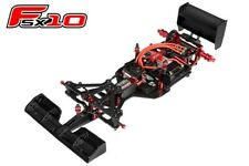 Team Corally FSX-10 Formel Chassis - Baukasten ohne Elektronik #C-00120