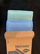 norwex envirosponges Set Of 2 Blue Green New
