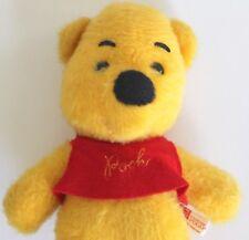 "Gund Walt Disney Winnie the Pooh Stuffed Bear Sears 11"" Plush"