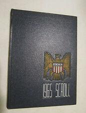 Howland High School yearbook - 1965 SCROLL - Howland, Ohio VGC