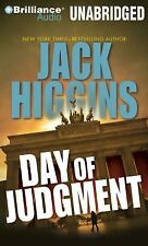 Jack Higgins DAY OF JUDGMENT Unabridged CD *NEW* FAST 1st Class Ship!