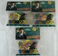 3 Packs Harry Potter HOUSES Character Shape Silly Bandz Elastic Bracelets Series