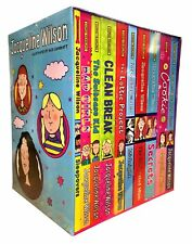 Jacqueline Wilson 4 Bo0k Collection Set Cookie Clean Break Christmas Gift 9