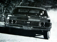 1967 CHEVY IMPALA SS ORIGINAL AD - spark plugs/396/427/v8 engine/intake manifold