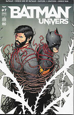 Batman Univers N°7 - Urban Comics-D.C. Comics - Septembre 2016