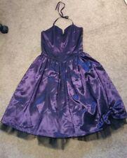 Festkleid Mädchen Kleid Lila festlich