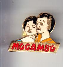 RARE PINS PIN'S .. CINEMA FILM MOVIE STUDIO MOGAMBO FORD KELLY GABLE GARDNER ~BT