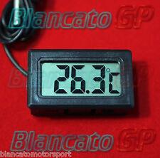 TERMOMETRO DIGITALE NTC -50+ 110°C Termometer termometr thermomètre inc.batterie