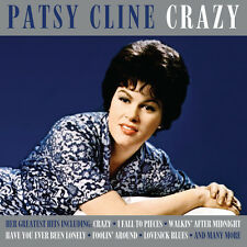 Patsy Cline CRAZY Best Of 50 Songs ESSENTIAL COLLECTION New Sealed 2 CD