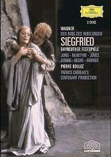 Wagner - Siegfried / Jung, McIntyre, Jones, Zednik, Becht, Hubner, Boulez, Bayre