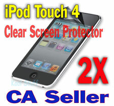 2X Clear Screen Protector Apple iPod Touch 4 4th Gen