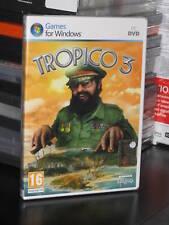 TROPICO 3 GIOCO PC-DVD ROM WINDOWS NUOVO IMBALLATO